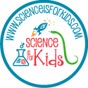 Grab button for Science is for Kids